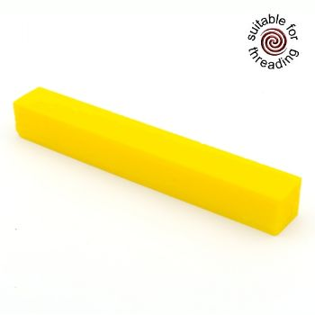 Semplicita SHDC Canary Yellow acrylic pen blanks